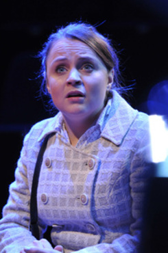 Vicky Binns as Annie in Alfie